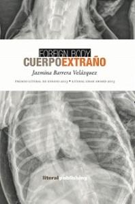 Cuerpo extraño - Jazmina Barrera