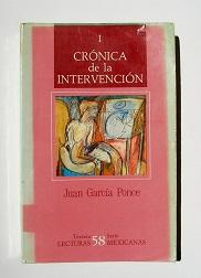 cronicas de la intervencion_GarciaPonce