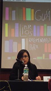 Especial: Literatura Infantil y Juvenil   entrevista con Adriana GonzálezMéndez