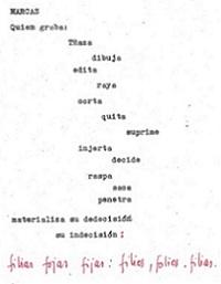 """Grabar en pasado, hablar en presente. Una conversación sobre """"Grabado en ausencia"""" con MaricelaGuerrero"""